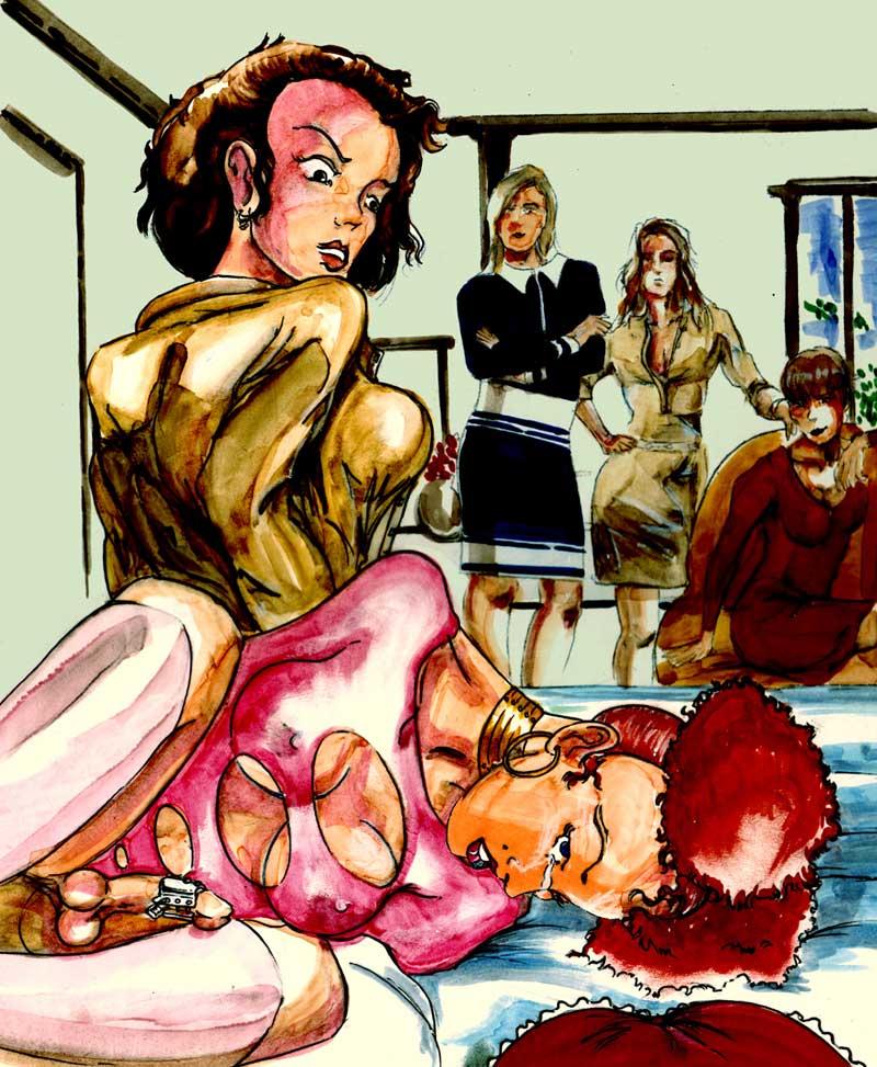 Sissy slut maid stories