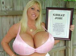 transsexual boob job?