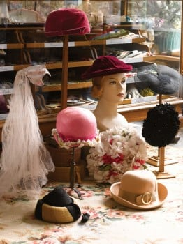 Discovering Antiques - Hats