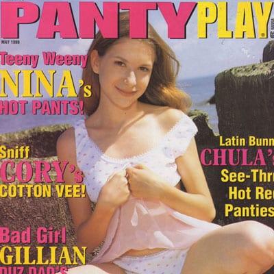 PantyPlay Magazine