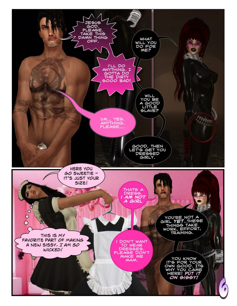 Book of Sluts - Chapter 3 (page 6)