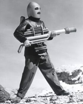 laser ray gun