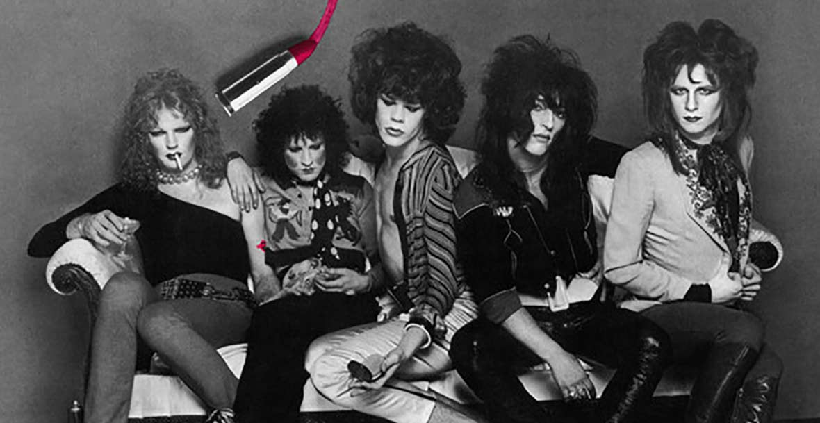 sissy rock stars