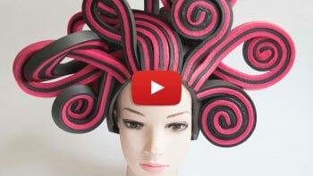 Burning Wig - SissifyTV