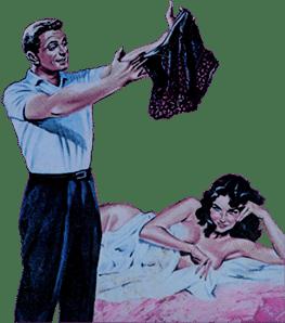 lingerie fetish