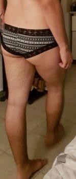 panty shopping