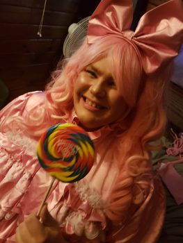 kitty cupcakes lollipop