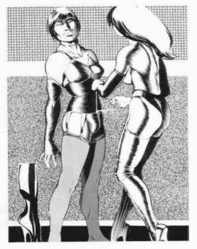 tighten that corset
